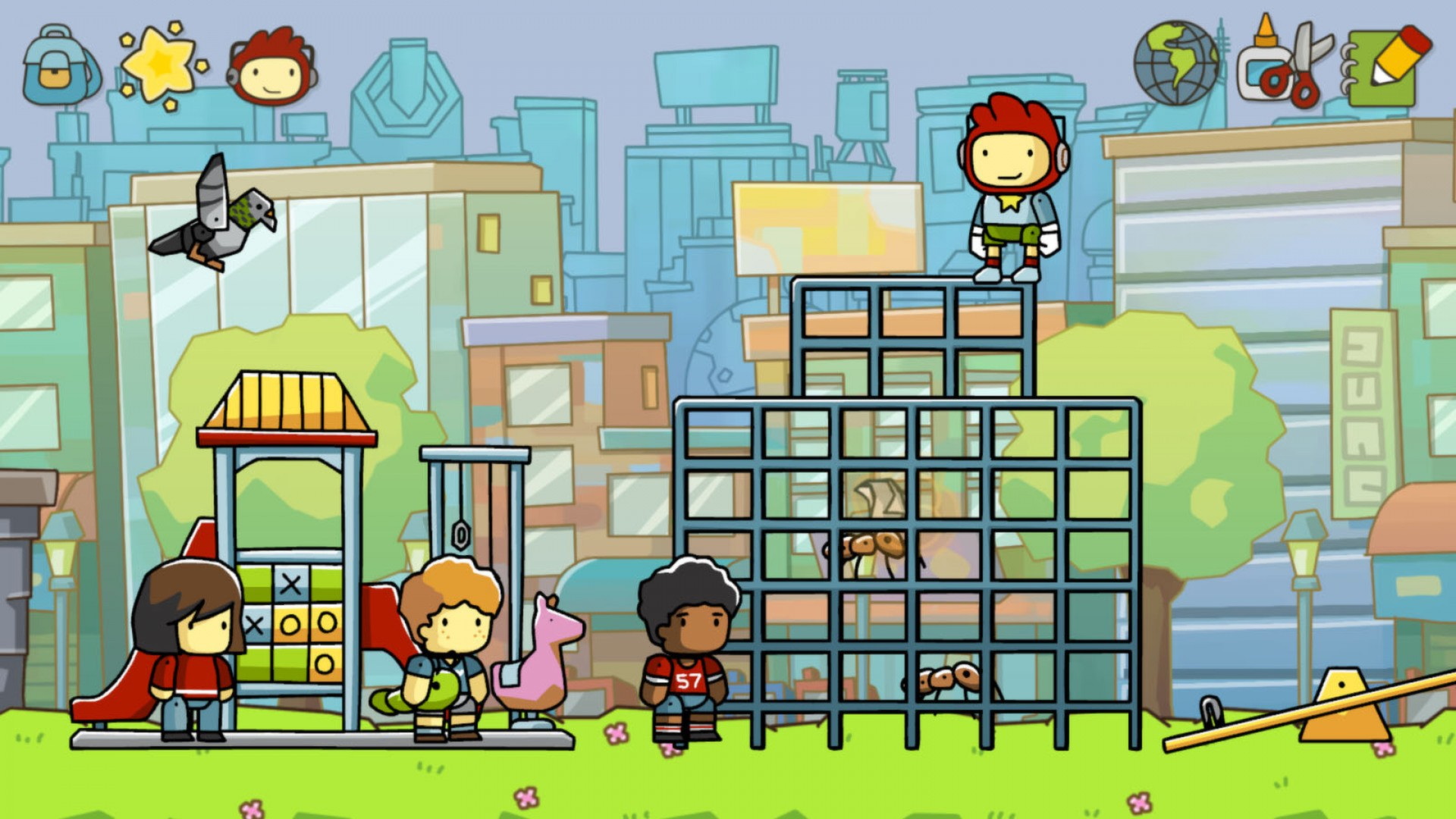 Scribblenauts Unlimited - Steam - IGVault